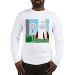 Model Rocket? Long Sleeve T-Shirt