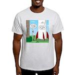 Model Rocket? Light T-Shirt