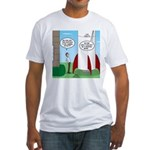 Model Rocket? Fitted T-Shirt