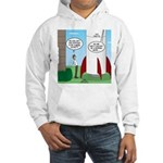 Model Rocket? Hooded Sweatshirt