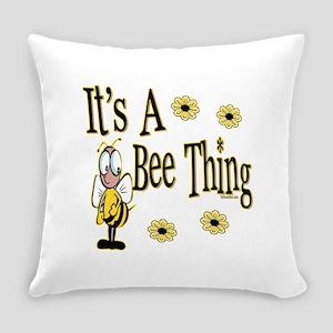 BumbleBeeItsABeeThing copy Everyday Pillow
