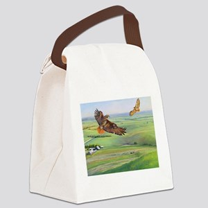 SRose Independence Canvas Lunch Bag