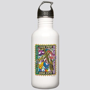 Jazz Fest New Orleans Stainless Water Bottle 1.0L