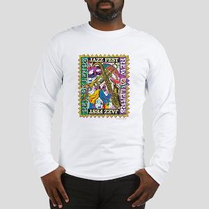 Jazz Fest New Orleans - Bourbo Long Sleeve T-Shirt