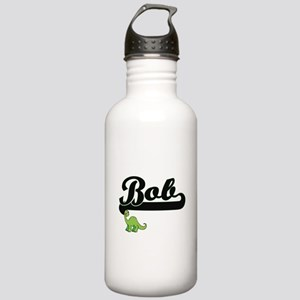 Bob Classic Name Desig Stainless Water Bottle 1.0L