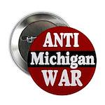 Michigan Anti War Button