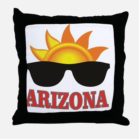 Unique Arizona state sun devils Throw Pillow