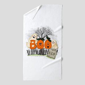 BOO Beach Towel