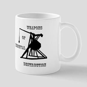 Medieval Destruction Mug