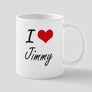 I Love Jimmy Mugs