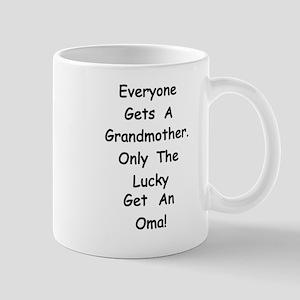 Oma Mug
