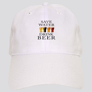 Save Water Drink Beer Cap