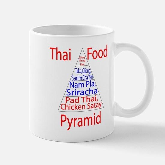 Thai Food Pyramid Mug