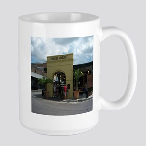 French Market Large Mug Mugs