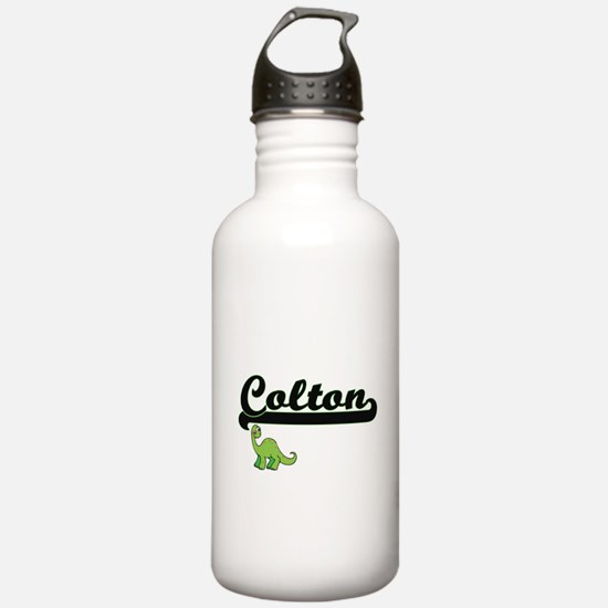 Colton Classic Name De Water Bottle