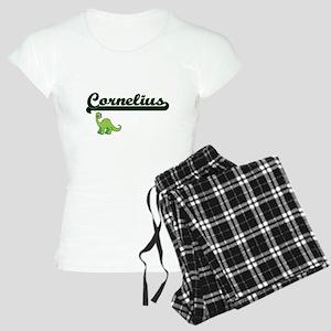 Cornelius Classic Name Desi Women's Light Pajamas