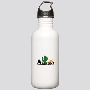 dark cactus arizona Stainless Water Bottle 1.0L