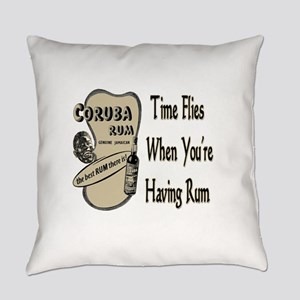 Rum Drinking Shirts and Gifts Everyday Pillow