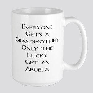 Abuela Large Mug Mugs