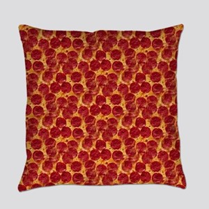 pizzas Everyday Pillow