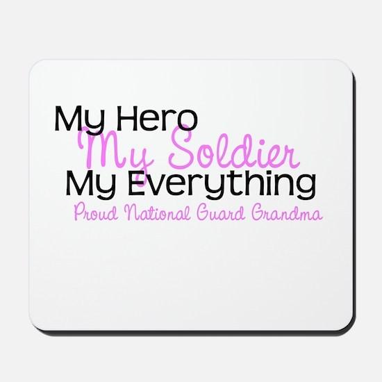 My Everything NG Grandma Mousepad