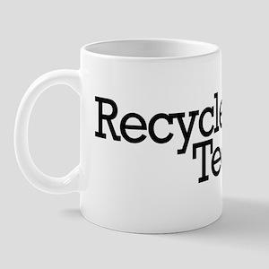 Recycled Teenager Mug