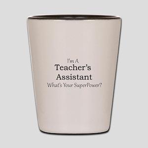 Teacher's Assistant Shot Glass