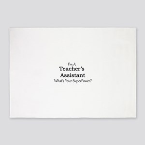 Teacher's Assistant 5'x7'Area Rug