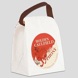 holden caulfield Canvas Lunch Bag