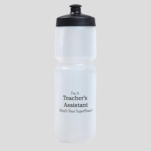 Teacher's Assistant Sports Bottle