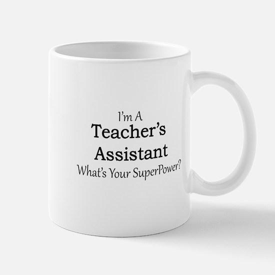 Teacher's Assistant Mugs