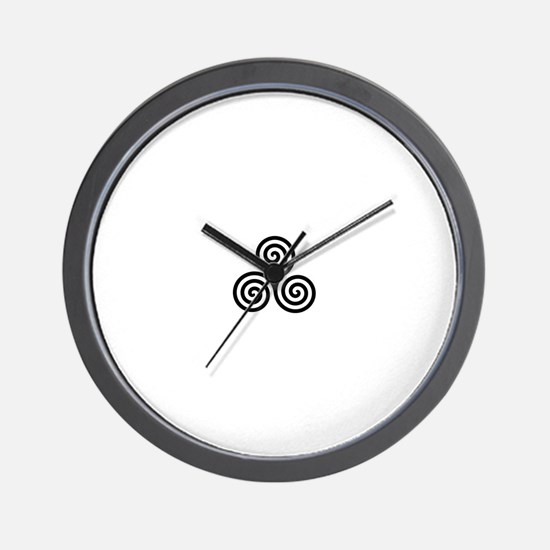 Cool Freya Wall Clock