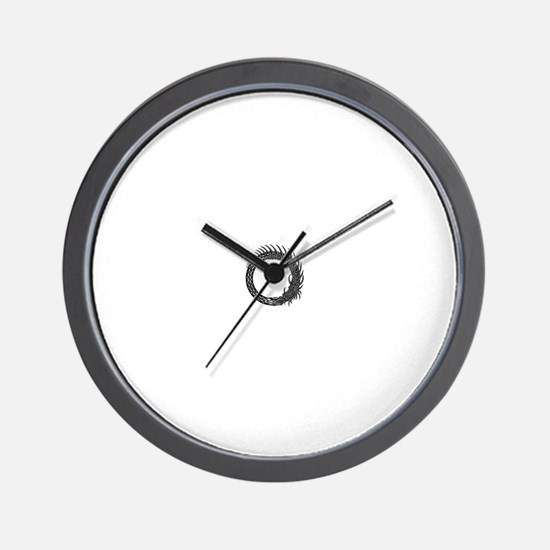 Viking Circle Wall Clock
