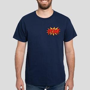 Pow! Dark T-Shirt