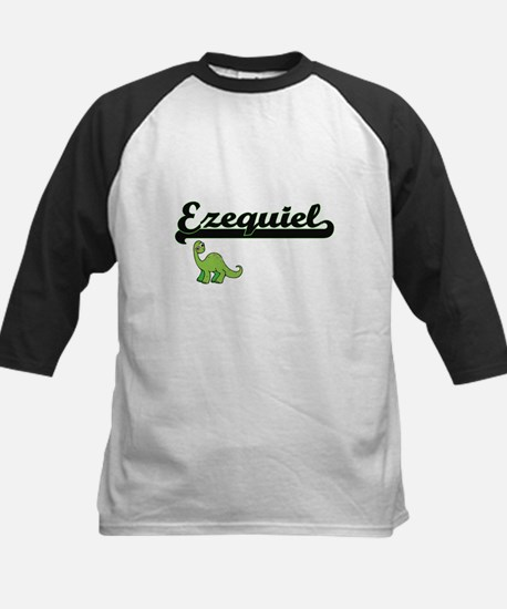 Ezequiel Classic Name Design with Baseball Jersey