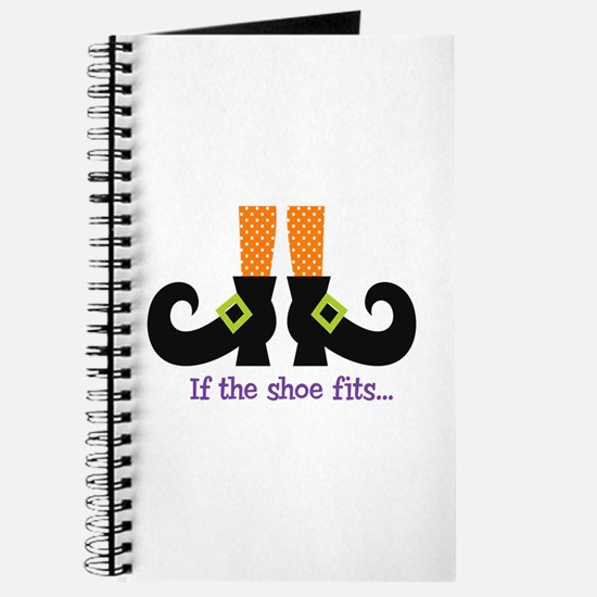 If the shoe fits.. Journal