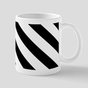 Black & White Chevron Mug