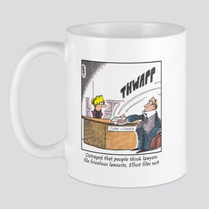frivolous lawsuits Mugs