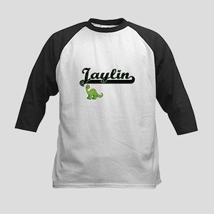 Jaylin Classic Name Design with Di Baseball Jersey