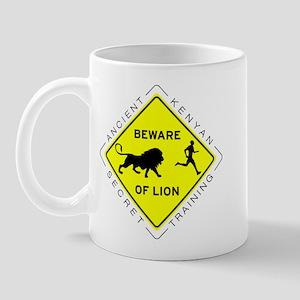 Kenyan Training Secret Mug