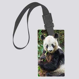 Panda Bear 1 Luggage Tag