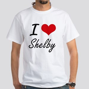 I Love Shelby T-Shirt