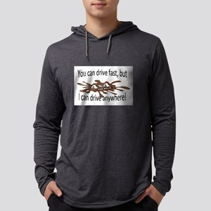 4x4 Long Sleeve T-Shirt