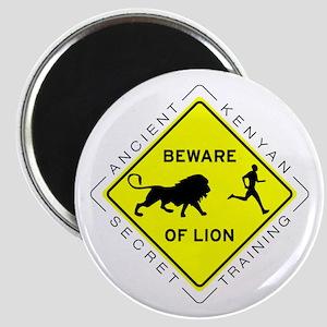 "Kenyan Training Secret 2.25"" Magnet (10 pack)"