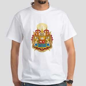 Siam Coat of Arms White T-Shirt