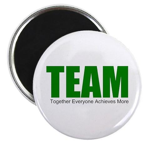"""TEAM 2.25"""" Magnet (100 pack)"""