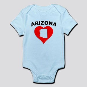 Arizona Heart Cutout Body Suit