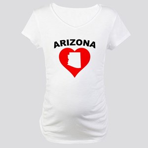 Arizona Heart Cutout Maternity T-Shirt