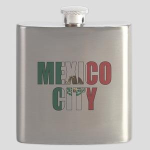 Mexico City Flask