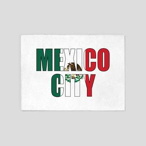 Mexico City 5'x7'Area Rug